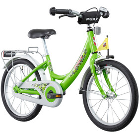 "Puky ZL 18-1 Bicycle aluminium 18"" Kids kiwi"